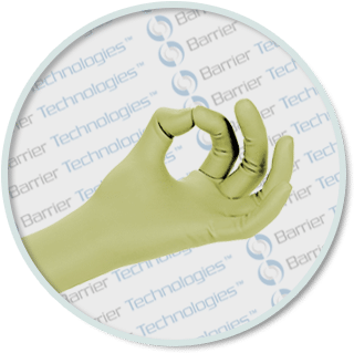 Barrier Technologies Attenuation Gloves